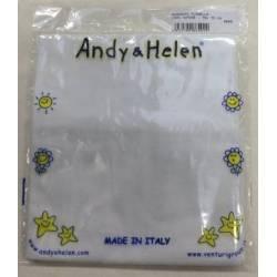 QUADRATO. ANDY&HELEN ART.A049 FLANELLA