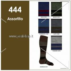 CALZINO SPORT U. PRISCO ART.444/A/E G/L SPUGN