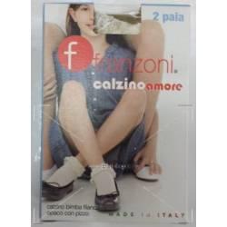 CALZINO C.F. FRANZONI ART.AMORE/54022 LYCRA