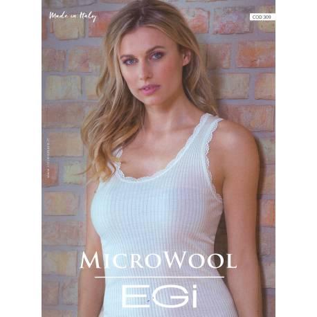 CAMICIOLA D. EGI ART. 309 S/L MICRO/LA